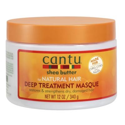Cantu Shea Butter For Natural Hair Deep Treatment Masque 340 g
