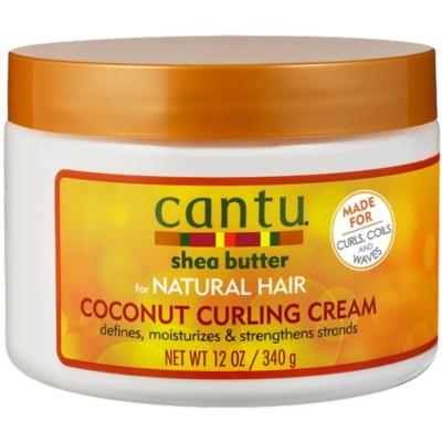 Cantu Shea Butter Coconut Curling Cream 340 g