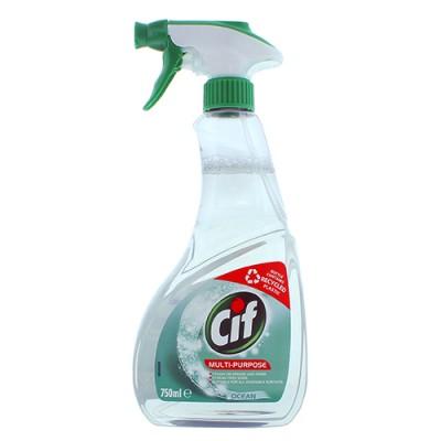 Cif Multi-Purpose Spray Ocean 750 ml
