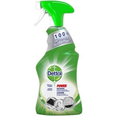 Dettol Power & Fresh Kitchen Spray 500 ml
