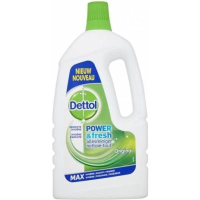 Dettol Multi-Purpose Power & Fresh Cleaner Original 1500 ml