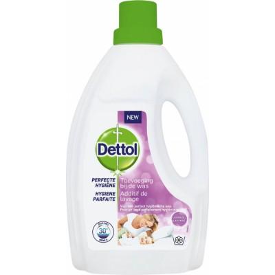 Dettol Laundry Sanitizer Lavender 1500 ml