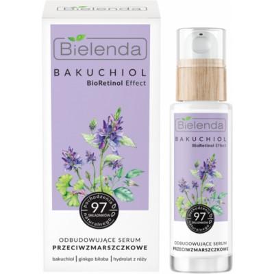 Bielenda Bakuchiol Bioretinol Effect Rebuilding Antiwrinkle Serum 30 ml