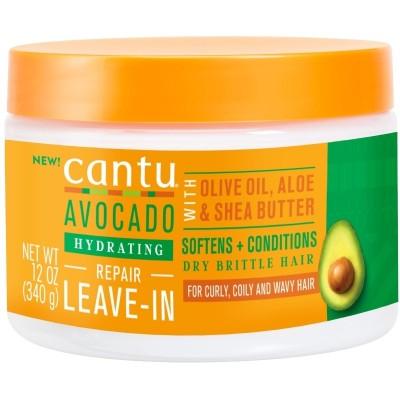 Cantu Avocado Hydrating Leave-In Repair Cream 340 g