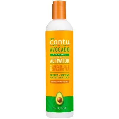 Cantu Avocado Curl Activator Cream 355 ml