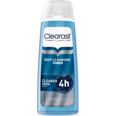 Clearasil Daily Clear Deep Cleansing Toner 200 ml