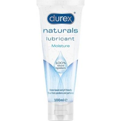Durex Naturals Lubricant Moisture 100 ml
