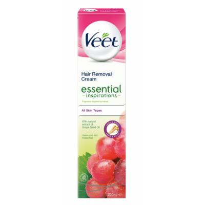 Veet Essentials Hair Removal Cream 200 ml