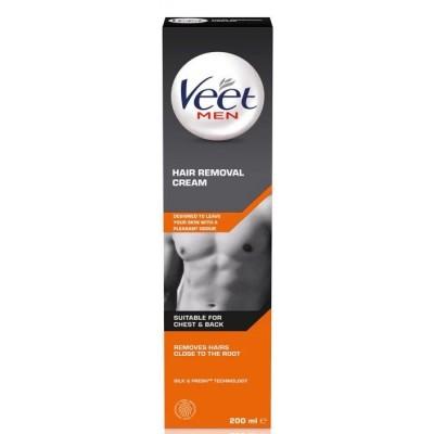 Veet Hair Removal Cream For Men Normal Skin 200 ml