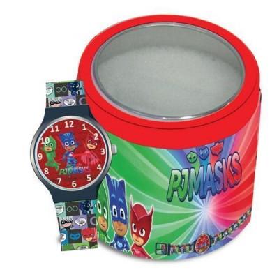 PJ Masks Armbåndsur I Tinboks PJ Masks 1 stk