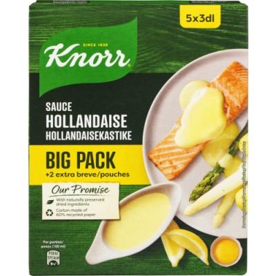 Knorr Hollandaisesauce 5 x 3 dl