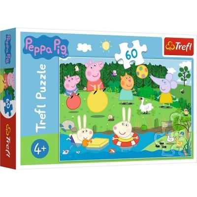 Trefl Peppa Pig Med Venner Puslespil 4+ 1 stk
