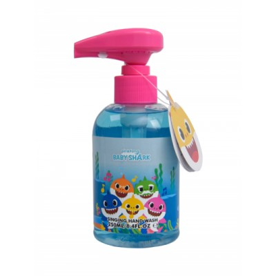 Pinkfong Baby Shark Singing Hand Wash 250 ml