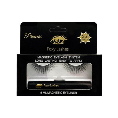 Foxy Lashes Magnetic Eyelash System Princess 1 paar