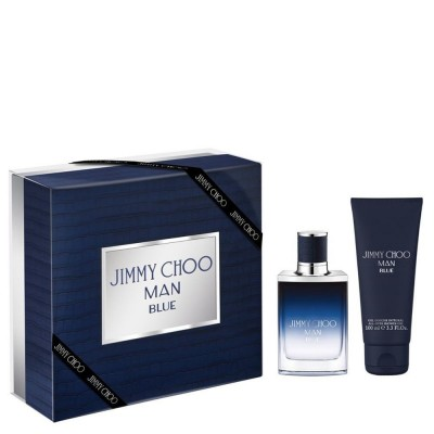 Jimmy Choo Man Blue EDT & Showergel 50 ml + 100 ml