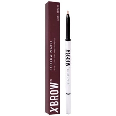 XLash Xbrow Eyebrow Pencil Greyish Grey 1 stk