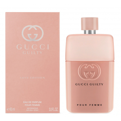 Gucci Guilty Love Edition EDP 90 ml