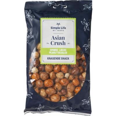 Trope Asian Crush Spröda Peanutskulor 260 g