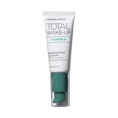 Formula 10.0.6 Total Wake Up Eye Serum Vitamin A 20 ml