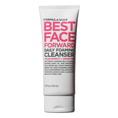 Formula 10.0.6 Best Face Forward Daily Foaming Cleanser 150 ml