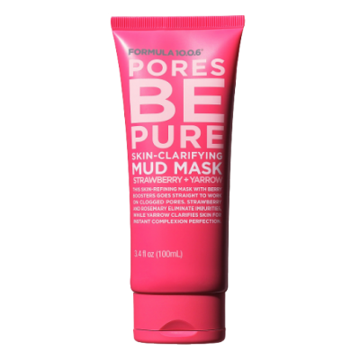 Formula 10.0.6 Pores Be Pure Skin Clarifying Mud Mask 100 ml