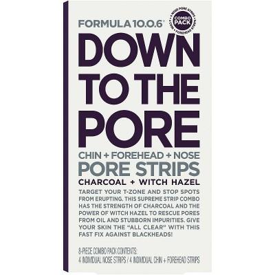 Formula 10.0.6 Down To The Pore Strips 6 stk