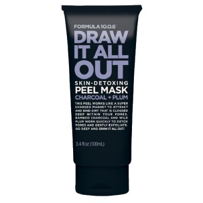 Formula 10.0.6 Draw It All Out Skin Detoxing Peel Mask 100 ml