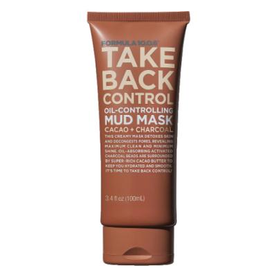 Formula 10.0.6 Take Back Control Oil Controlling Mud Mask 100 ml