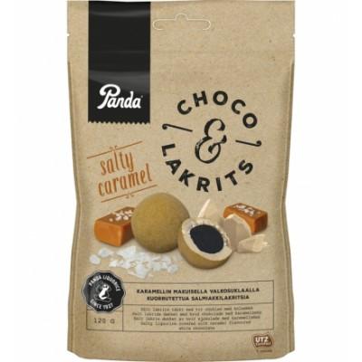 Panda Choco Lakrits Salty Caramel 120 g