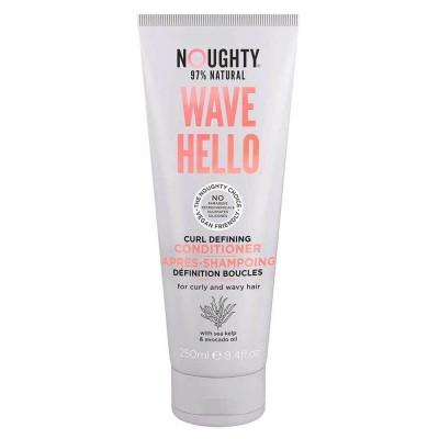 Noughty Wave Hello Curl-Defining Conditioner 250 ml