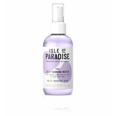 Isle Of Paradise Dark Self Tanning Water 200 ml