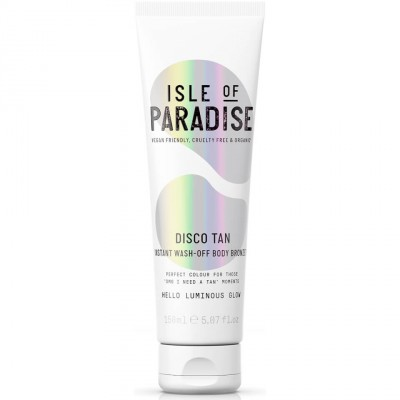 Isle Of Paradise Disco Tan Instant Wash Off Body Bronzer 200 ml