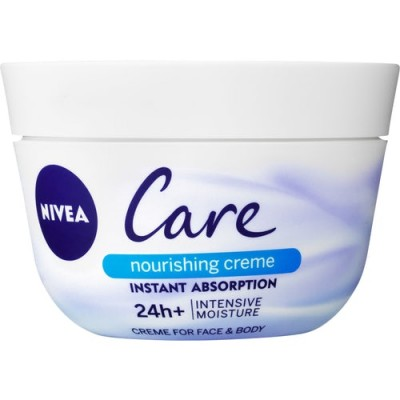 Nivea Care Nourishing Cream 200 ml