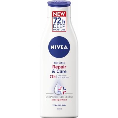 Nivea Body Essential Repair & Care Body Lotion 250 ml