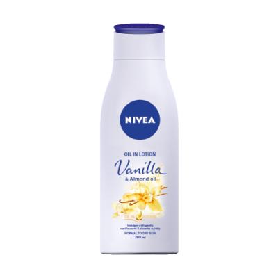 Nivea Body Essentials Body Oil In Lotion Vanilla & Almond Oil 200 ml
