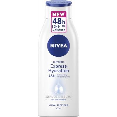 Nivea Body Lotion Express Hydration 400 ml
