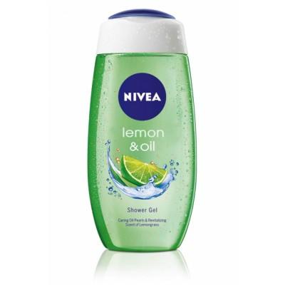 Nivea Lemon & Oil Showergel 250 ml