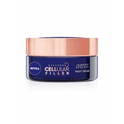 Nivea Hyaluron Cellular Filler Elasticity Reshape Night Cream 50 ml