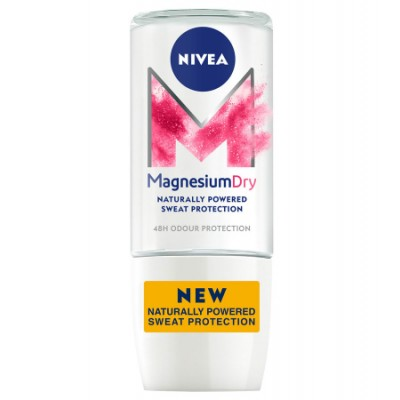 Nivea Magnesium Dry Roll On Deo 50 ml