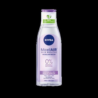 Nivea Micellair Micellar Water Sensitive Skin 200 ml