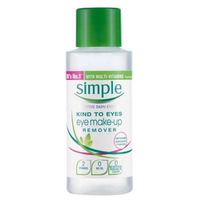 Simple Eye Makeup Remover 50 ml