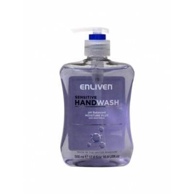 Enliven Anti-Bacterial Hand Wash Sensitive 500 ml