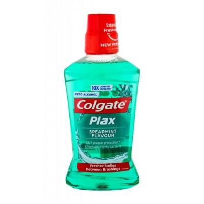 Colgate Plax Spearmint Green Mouthwash 500 ml