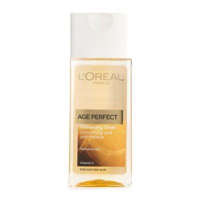 L'Oreal Age Perfect Refreshing Toner 200 ml