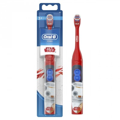 Oral-B Kids Power Battery Toothbrush Star Wars 1 st