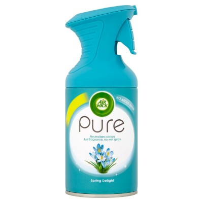 Air Wick Airfresh Pure Spring Delight 250 ml