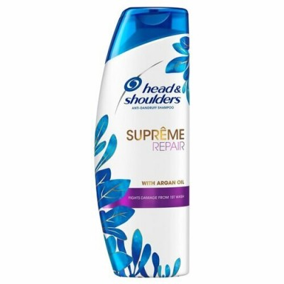 Head & Shoulders Supreme Repair Anti Dandruff Shampoo 400 ml