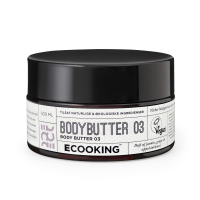 Ecooking Body Butter 03 300 ml