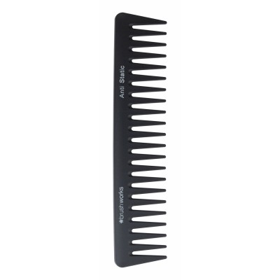 Brush Works Anti-Static Wide Tooth Comb 1 st