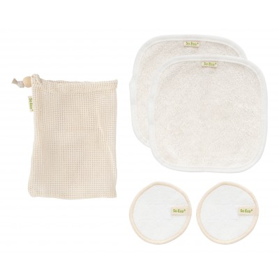 So Eco Facial Cleansing Kit 5 st